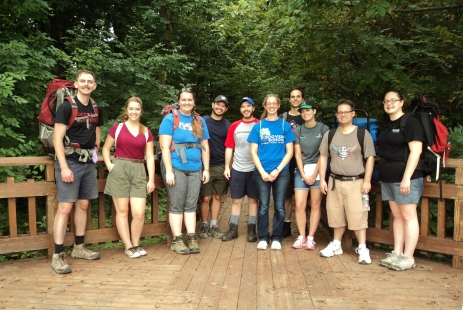 Highbanks Hike September 2018
