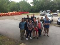 Twilight Canoe / Kayak Paddle August 2017