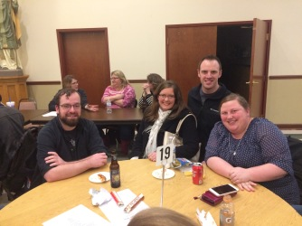 Parish Trivia Night January 2018