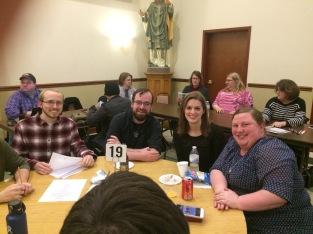 Parish Trivia Night January 2018