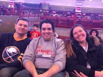 OSU Hockey Game February 2018