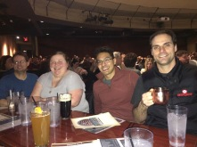 Night Out at the Comedy Club February 2018