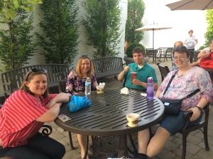 Ice Cream and Outdoor Movie June 2018