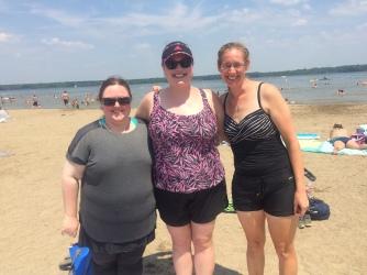 Alum Creek Beach Day July 2018