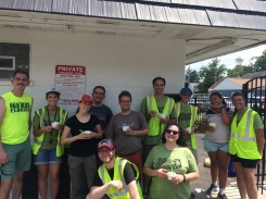 Service Event August 2018