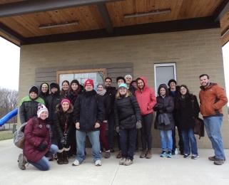 Scioto Grove Hike March 2019