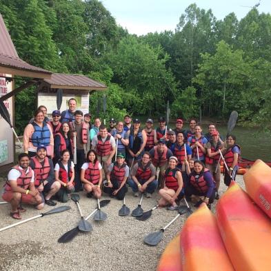 Twilight Canoe / Kayak Trip June 2019