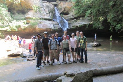 Hocking Hills Hike July 2019