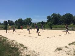 Volleyball Blitz July 2019