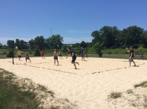 Volleyball Blitz July 2019