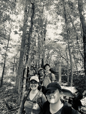 Backpacking July 2019