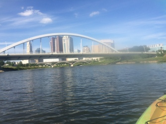 Urban Paddle August 2019