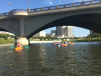 Urban Paddle August 2019