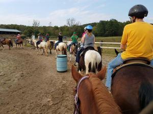 Horseback Riding September 2019