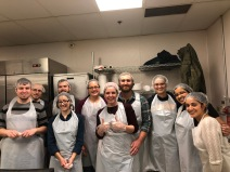 Soup Kitchen Volunteering February 2020