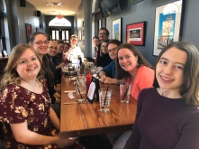 Lunch after Mass March 2020