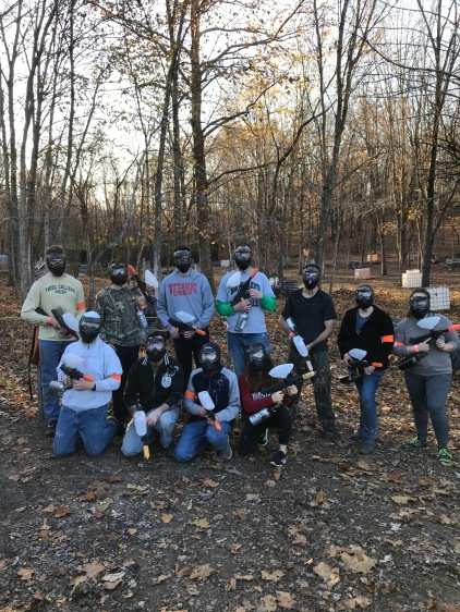Paintball November 2020