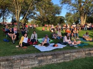 Outdoor Concert September 2021