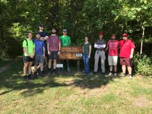 Clear Creek Hike September 2021